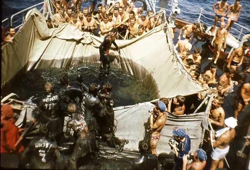 Праздник Нептуна