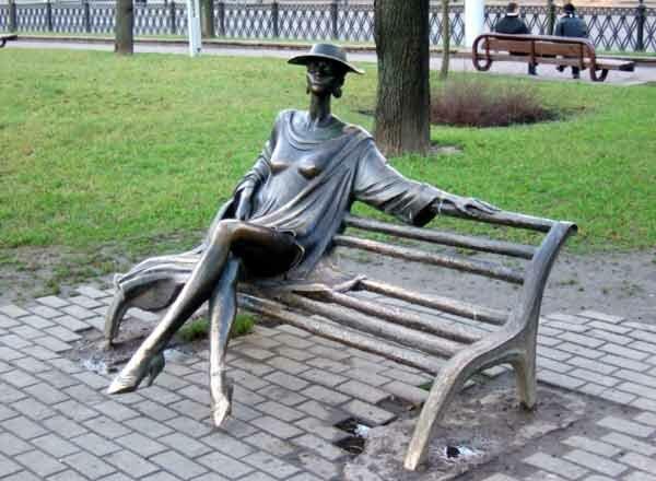 Городская скульптура Минска