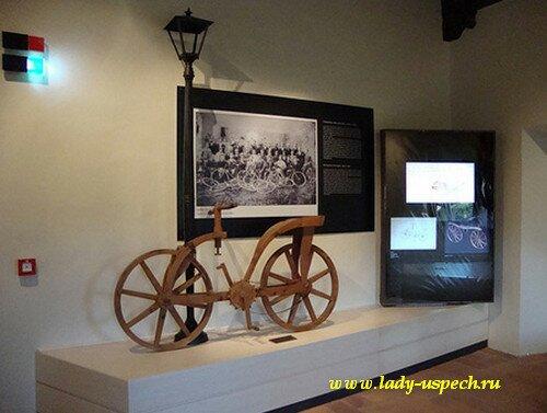Музей Леонардо да Винчи, Винчи (Museo Leonardiano, Vinci)