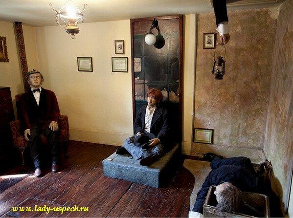 Музей Шерлока Холмса в Лондоне