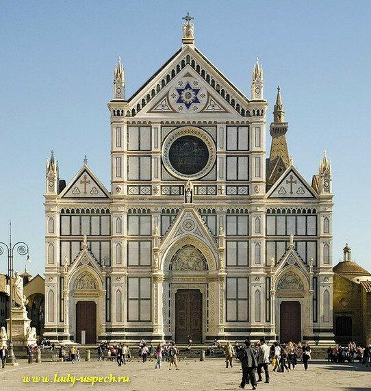 Церковь Санта-Кроче, Флоренция (chiesa di santa croce)