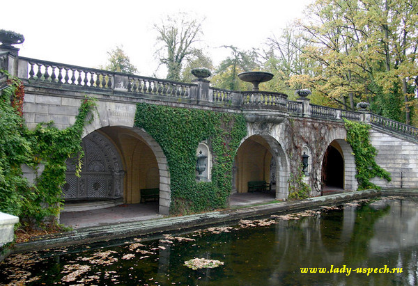 Парк Сан Суси, Германия (sans souci)