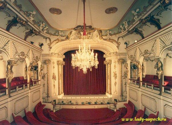 Сан Суси, Германия (sans souci) Дворцовый театр