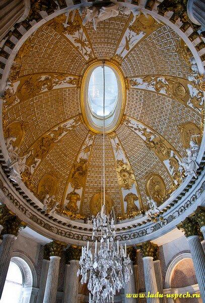 Сан Суси, Германия (sans souci) Мраморный зал