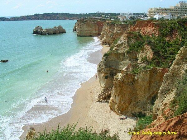 Алгарве. Португалия.