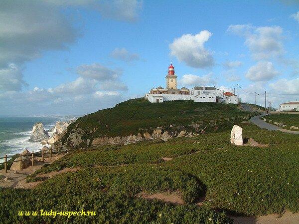Мыс Рока. Португалия.