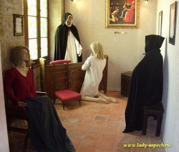 Каркасон. Музей инквизиции
