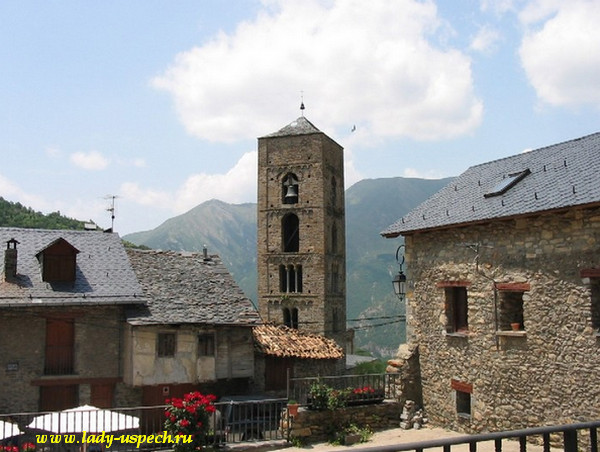Испанские Пиренеи. Долина Валь де Баи