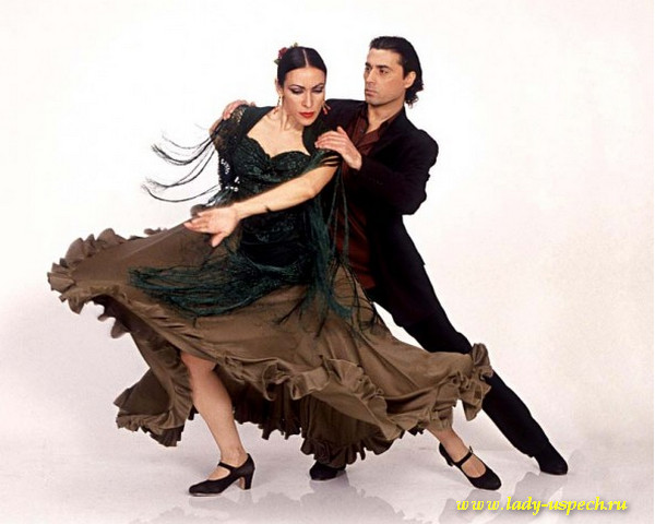 фламенко символ Испании