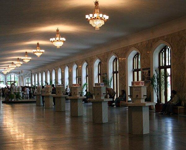 Кисловодск Нарзанная галерея