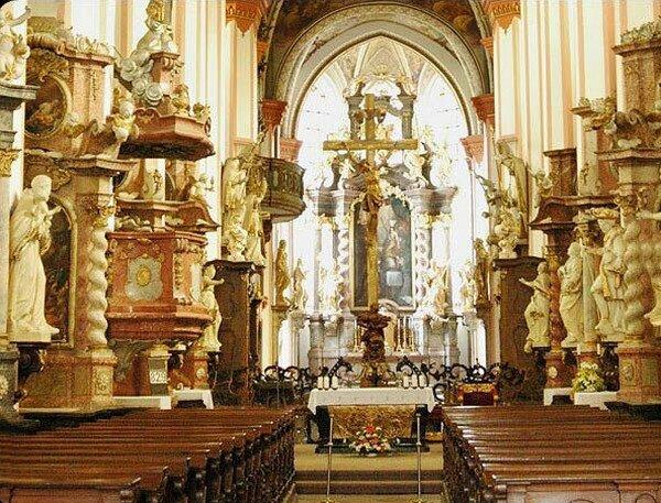 Монастырь Тепла, Чехия