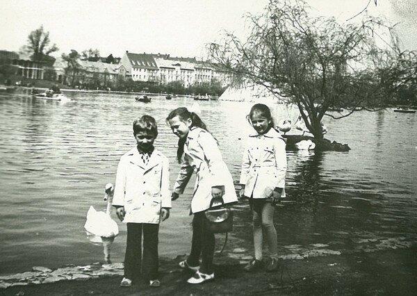 Мерзебург. Восточная Германия 70-е годы 20 века