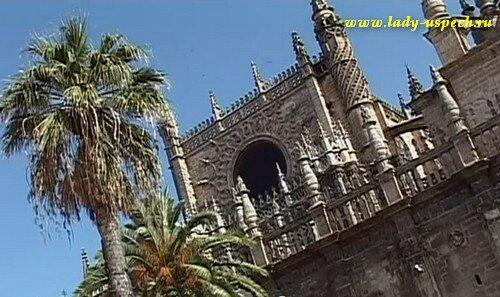 Севилья Испания Кафедральный Собор