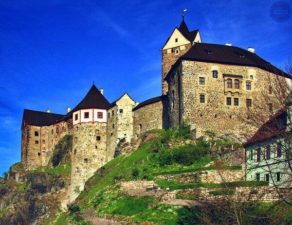 Замок Локет, Чехия