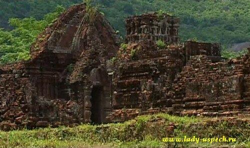 Священная земля Май Сон Вьетнам