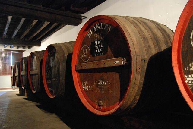 вино Мадера