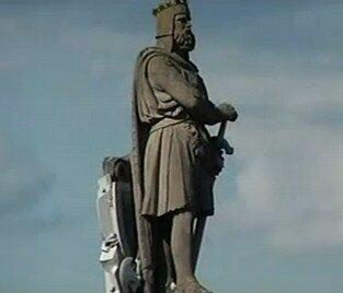 Памятник Якобитам Шотландия
