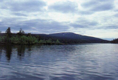 Северная «Река любви» Национальный парк Лемменйоки
