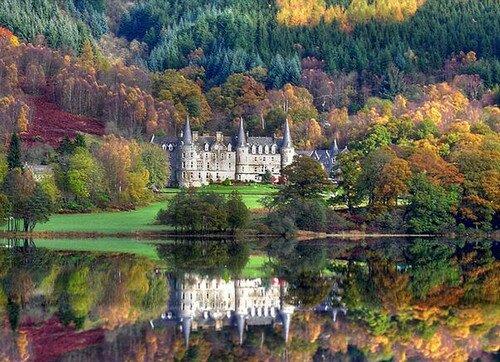 Сказочная страна Шотландия