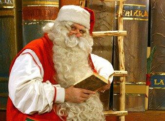 Йоулупукки финский Санта Клаус
