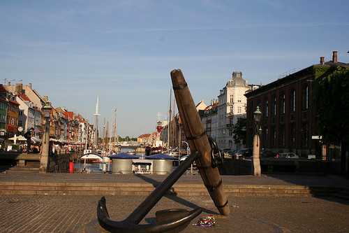 Ньюхавн Копенгаген Дания