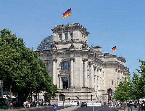 Рейхстаг Берлин