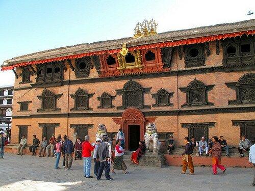 Кумари Гхар Катманду, Непал