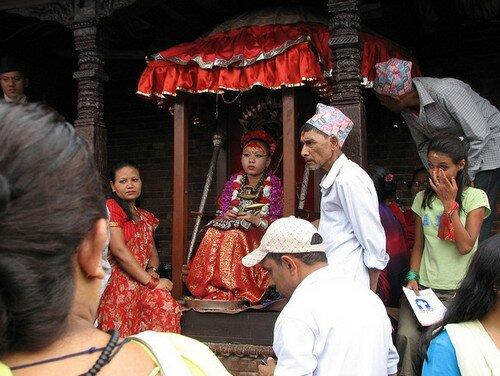 Кумари Катманду, Непал