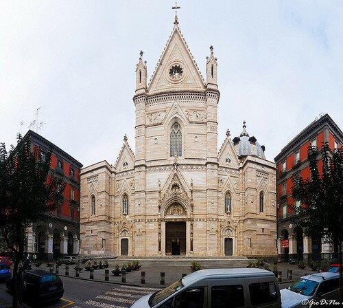 Собор Святого Януария Неаполь, Италия