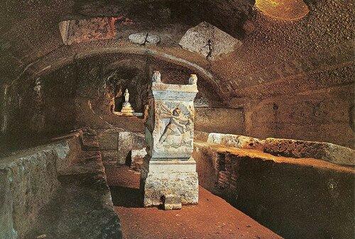 Митреум. Подземный Рим