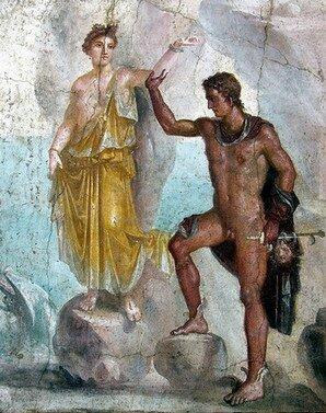 Национальный археологический музей Неаполя, Италия