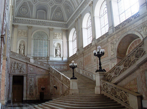 Королевский дворец Неаполя, Италия