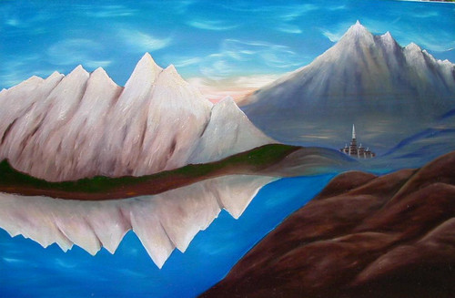 Легендарная страна Шамбала в Гималаях