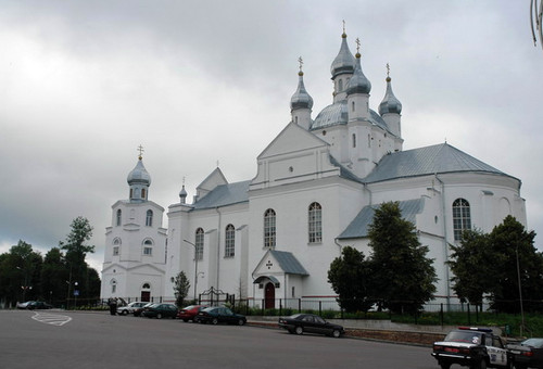 Свято-Преображенский Собор Слоним Беларусь