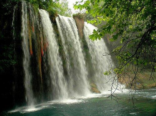 Верхний Дюденский водопад