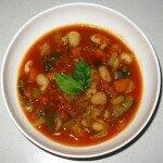 Любимое блюдо великого Леонардо суп минестроне