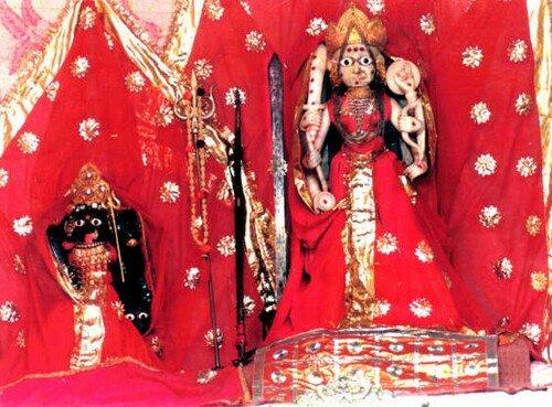 Калика Мата Храм Читторгарх Индия