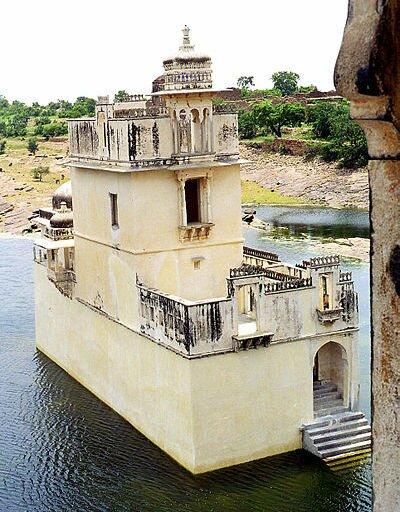 Дворец Рани Падмини, Читторгарх Индия