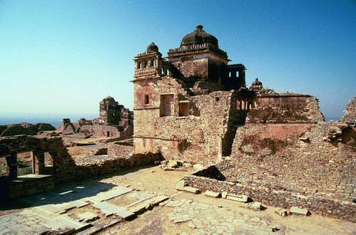 Дворец Рана Кумбха, Читторгарх Индия