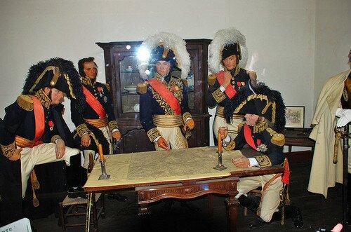 Музей восковых фигур Ватерлоо, Бельгия