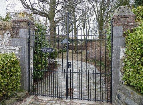 Последняя штаб-квартира Наполеона, Ватерлоо, Бельгия
