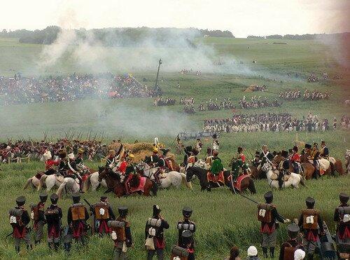 Реконструкция битвы при Ватерлоо, Бельгия