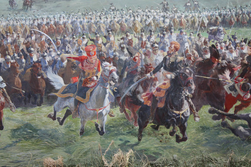 Панорама битвы при Ватерлоо, Бельгия