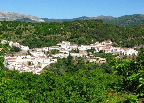 Хускар, Андалусия