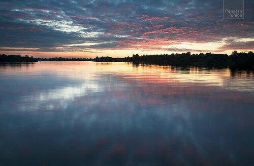 озеро Патерсволдсемер, Гронинген Нидерланды