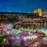 Фестиваль музыка и света Vivid Sydney