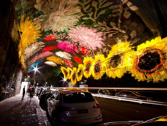 Фестиваль света Vivid Sydney