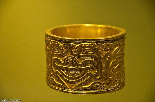 Колумбийский музей золота (Museo del Oro)