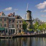 Голландия — страна тюльпанов и искусства