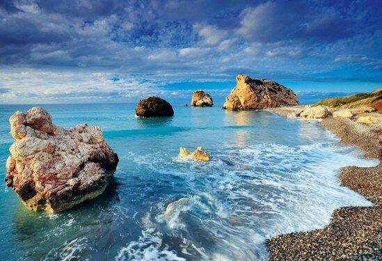 Место рождения Афродиты Кипр